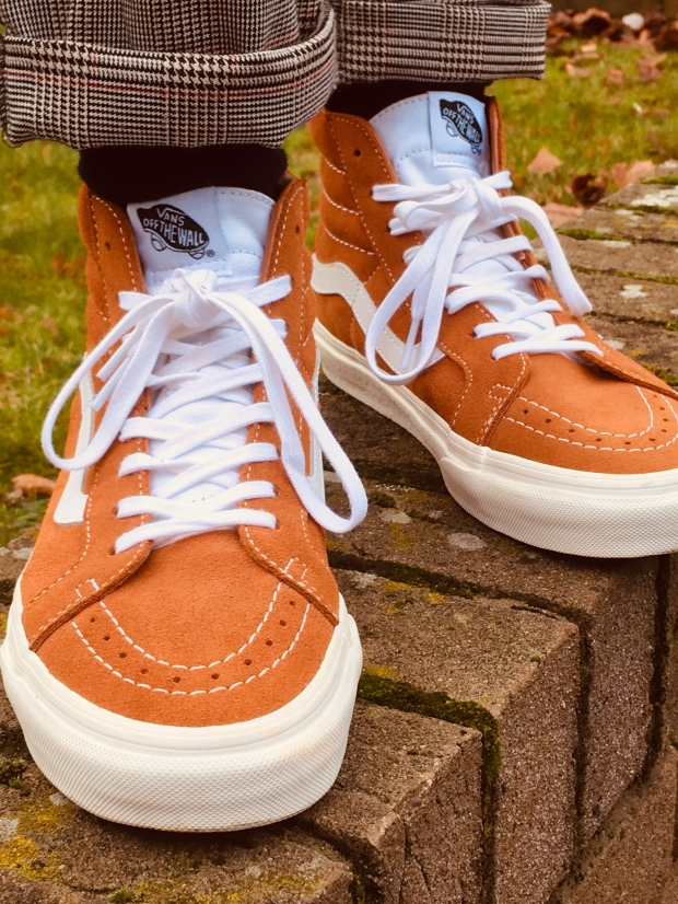 High Tops by Vans