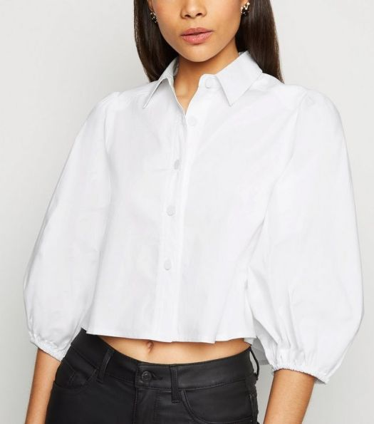 cameo-rose-white-puff-sleeve-shirt